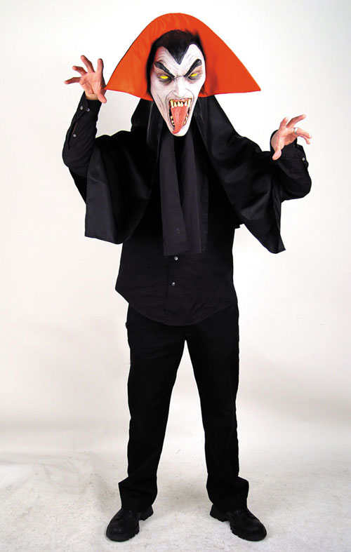 Costumes For All Occasions MR146003 Gangly Gang Vampire