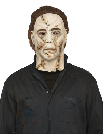 Costumes For All Occasions PM778666 Michael Myers Rob Zombie Mask