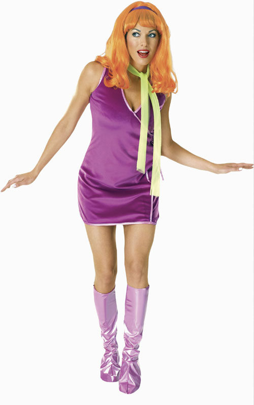 Costumes For All Occasions RU16501 Daphne Standard Size