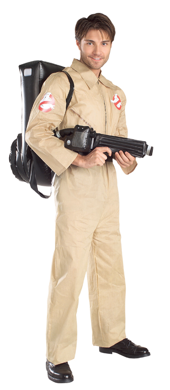 Costumes For All Occasions RU16529 Ghostbusters Adult Standard