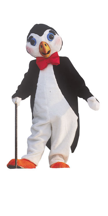 Costumes For All Occasions AL11AP Penguin Mascot