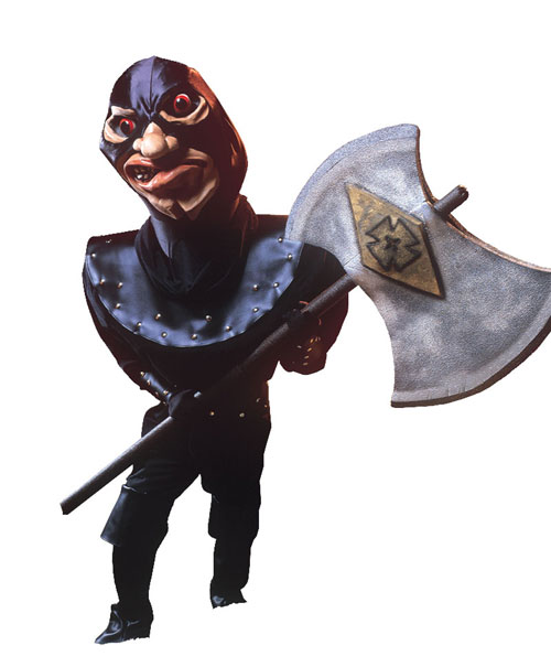 Costumes For All Occasions AL165AP Executioner With Axe