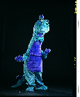Costumes For All Occasions AL168AP Spot Dinosaur