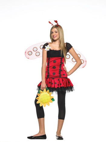 Costumes For All Occasions UA48012TML Daisy Bug Teen Medium Large