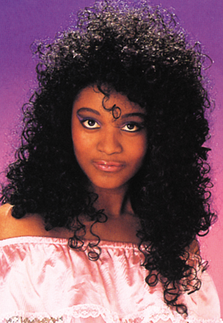 Costumes For All Occasions CA115BK Wig Curly Extra Long Black