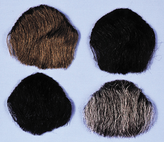 Costumes For All Occasions CB38LB Goatee 1 Point Lt Brown