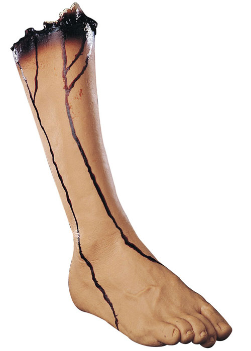 Costumes For All Occasions 85503 Right Leg Vinyl