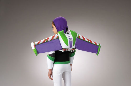 Costumes For All Occasions DG11204 Buzz Lightyear Jet Pack