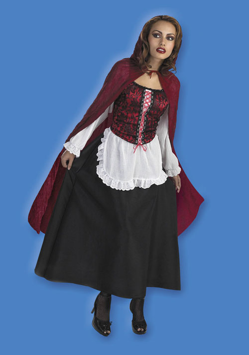 Costumes For All Occasions DG171 Red Riding Hood