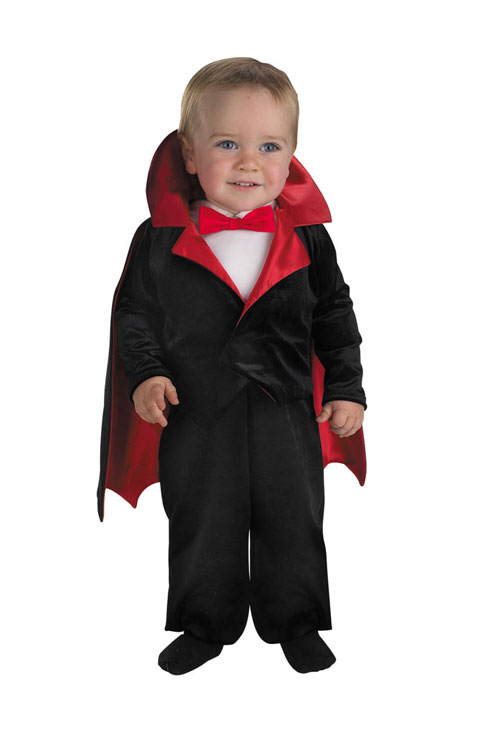 Costumes For All Occasions DG1755W L Vampire 12 To 18 Months
