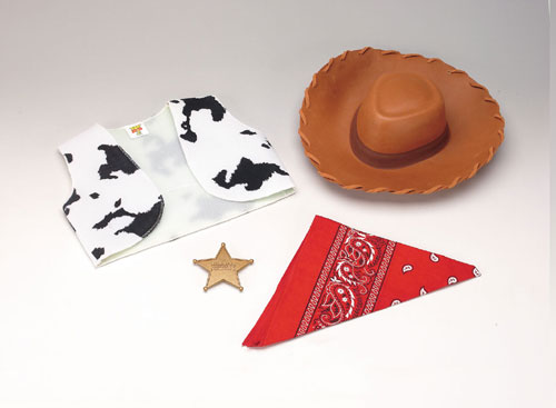 Costumes For All Occasions DG18087 Woody Accessory Kit