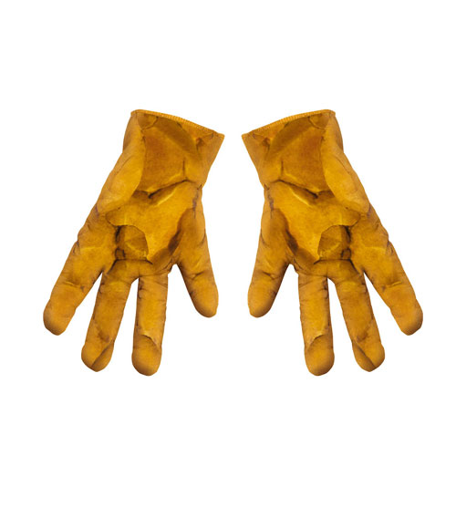 Costumes For All Occasions DG18477 The Thing Muscle Gloves Adult