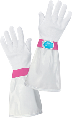 Costumes For All Occasions DG18508 Atomic Betty Gloves