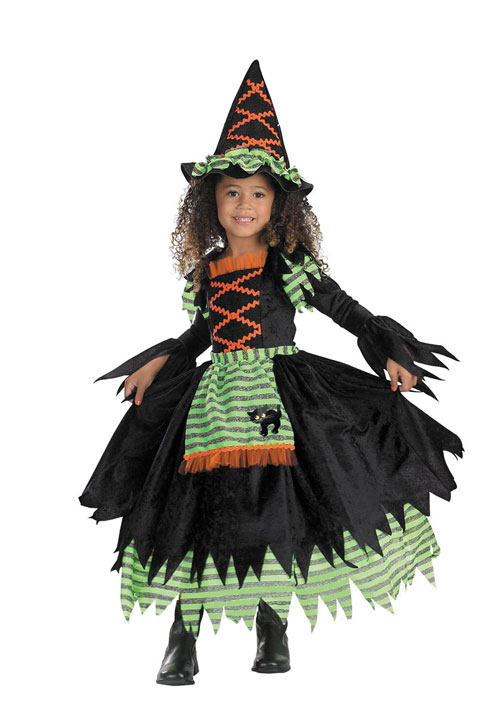 Costumes For All Occasions DG2179S Witch Storybook Size 1 To 2