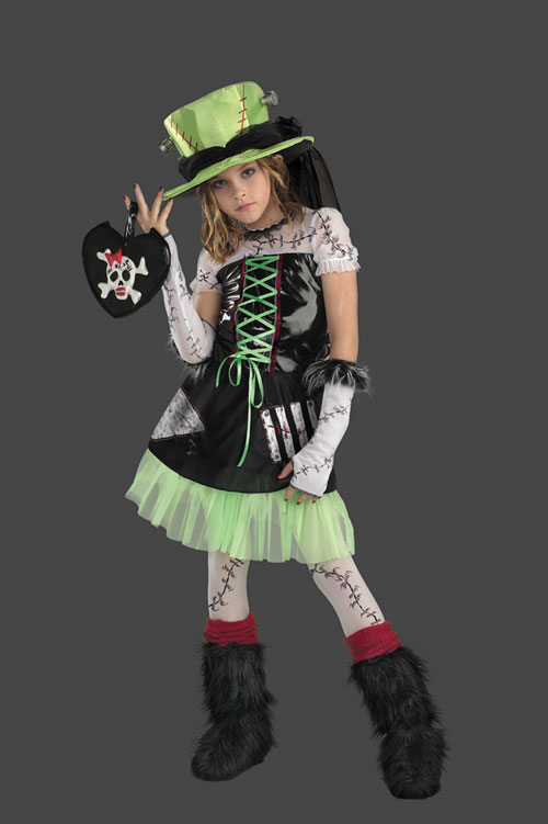 Costumes For All Occasions DG2801G Monster Bride Size 10 To 12