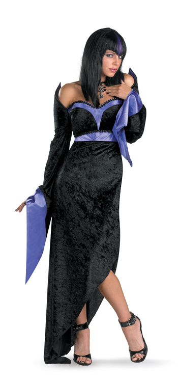 Costumes For All Occasions DG527 Gorgeous Goth Adult Costume