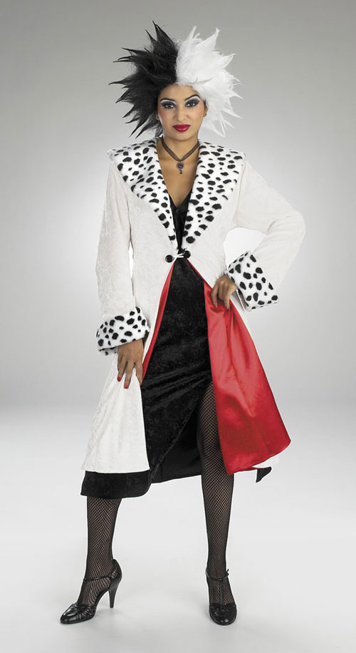 Costumes For All Occasions DG5979 Cruella Prestige Adult