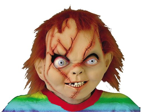 Costumes For All Occasions 6003BS Chucky Seed Of Latex Mask