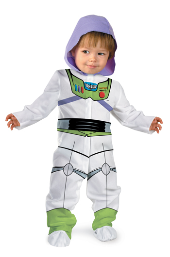 Costumes For All Occasions DG6980I Buzz Lightyear Infant