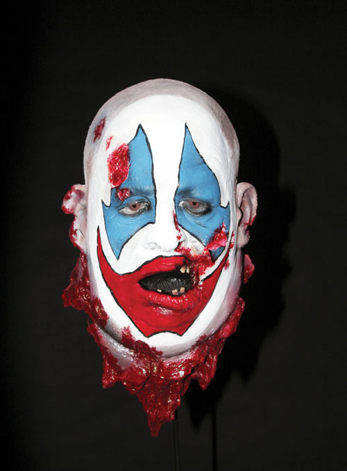 Costumes For All Occasions DU2102 Crazy Clown Head