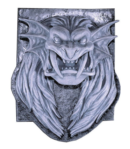Costumes For All Occasions DU2290 Lion Head Plaque
