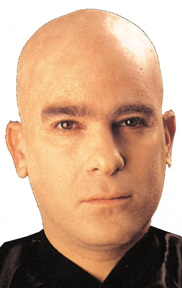 Costumes For All Occasions EA66 Woochie Bald Cap Flesh