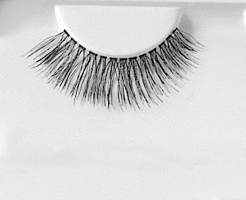 Costumes For All Occasions EA85 Eyelashes Black 510