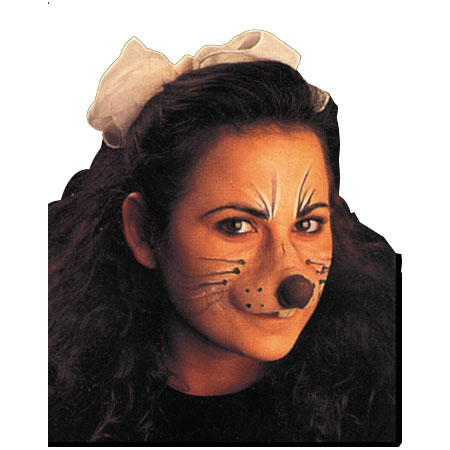 Costumes For All Occasions FA33 Mouse Face Woochie sm