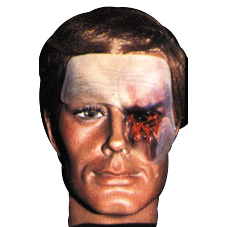 Costumes For All Occasions FA90 Plucked Eye Prosthetic