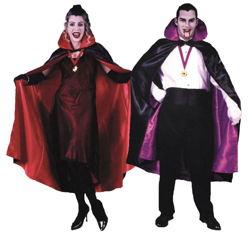 Costumes For All Occasions AA200RD Cape 56In Deluxe Red