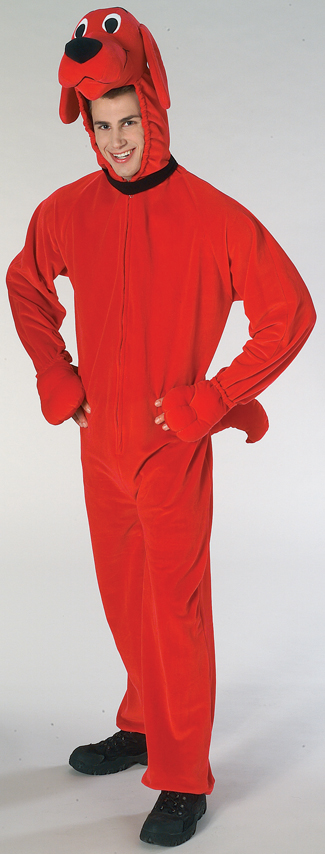 Costumes For All Occasions AA221 Clifford Adult