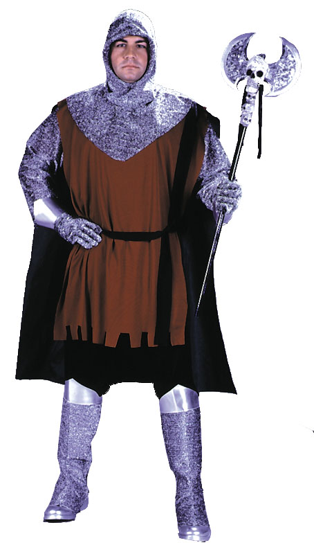 Costumes For All Occasions FW1115 Medieval Knight Standard