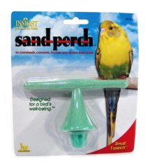J W Pet Company T-shape Sand Perch Small - 31215