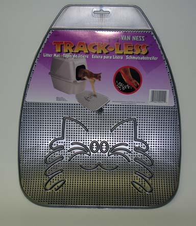 Van Ness Plastic Molding Track-less Litter Mat - LM1