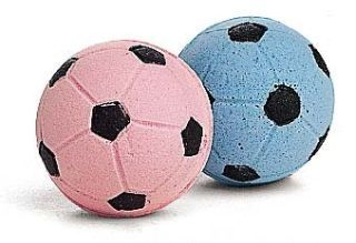 Ethical Cat Sponge Soccer Balls 4 Pack - 2302