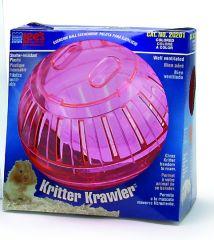 Lee S Aquarium & Pet Products Hamster Neon Kritter Krawler 7 Inch - 20201