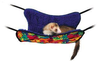 Pets International Ferret Hammock With Liner - 100079475