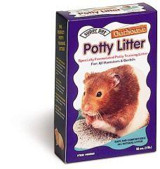 Pets International Crittertrail Out House Litter - 100079237