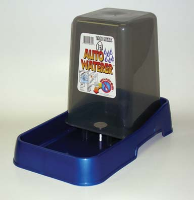 Van Ness Plastic Molding Automatic Waterer 6 Liter - AW6