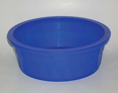 Van Ness Plastic Molding Crock Dish Clear Giant - CS500