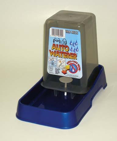 Van Ness Plastic Molding Auto Waterer Blue 1.5 Liter - AW2