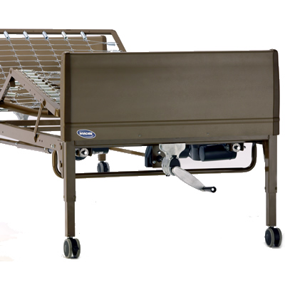Invacare 5310IVC Semi-Electric Home Care Bed