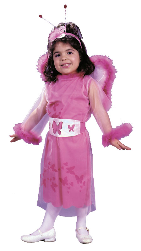 Costumes For All Occasions FW1504 Feathery Butterfly Toddler