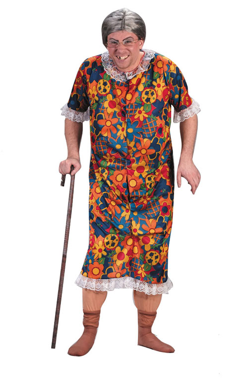 Costumes For All Occasions FW5461 Groppin Granny Adult