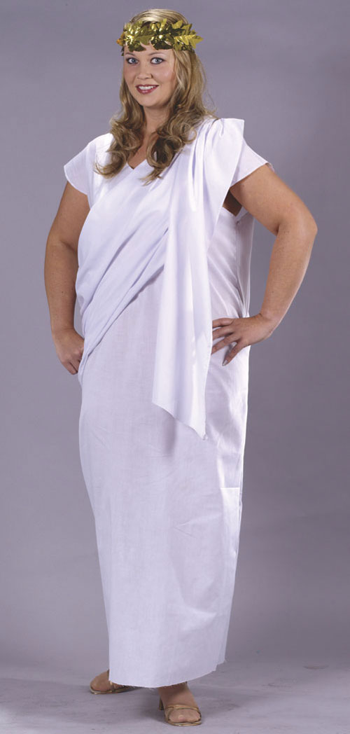 Costumes For All Occasions FW5733 Toga Toga Plus Size