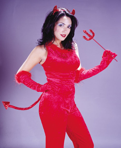 Costumes For All Occasions FW8130D Devil Instant Costume