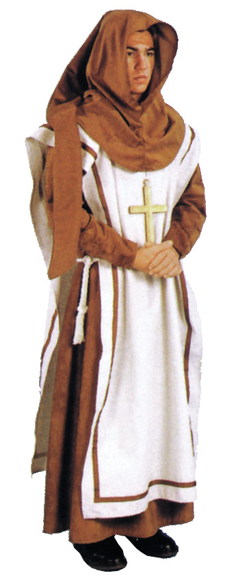 Costumes For All Occasions AC123 Renaissance Monk