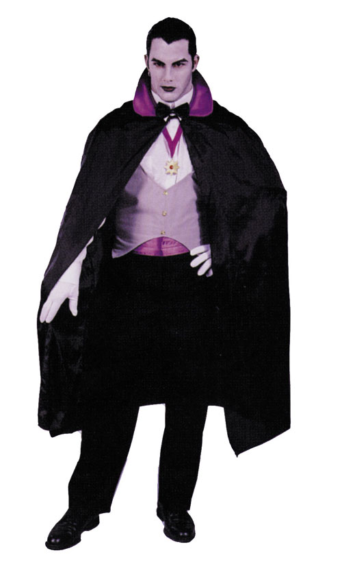 Costumes For All Occasions FW9972PR Deluxe Vampire Purple