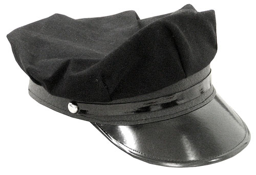 Costumes For All Occasions GC183 Chauffer Hat