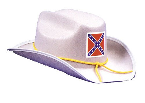 Civil War Hat Econo Grey - Costumes For All Occasions GC27GY